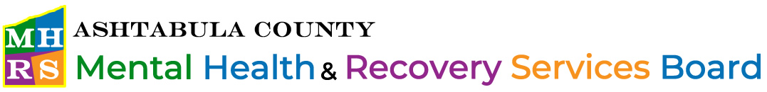 Ashtabula County Mental Health Recovery Services Logo